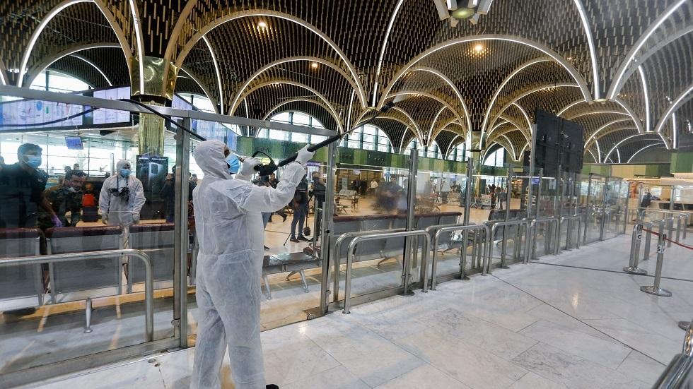20 irakere inficeret med Corona-virus i fem lande