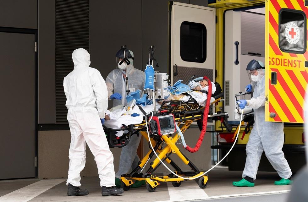 تسجيل 662 وفاة جديدة بفيروس كورونا في إيطاليا
