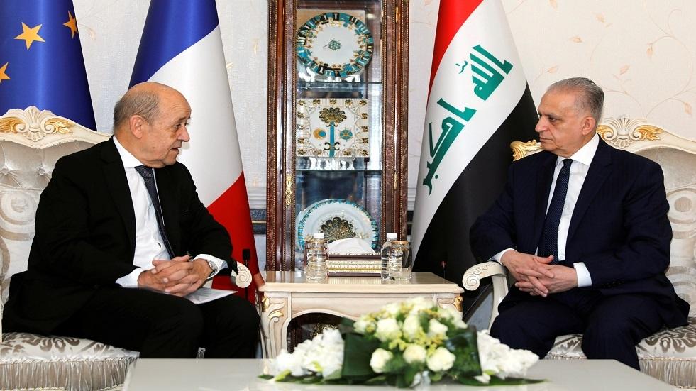 باريس تعلن تحرير فرنسيين وعراقي اختطفوا في العراق منذ مطلع 2020