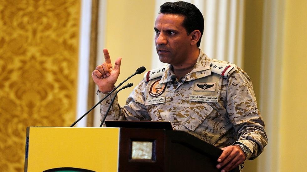 السعودية تعلن إسقاط طائرات مسيرة أطلقها الحوثيون