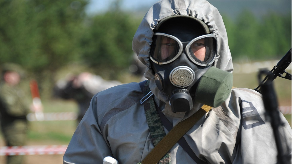 الجيش الروسي يتخذ إجراءات وقائية لمكافحة انتشار عدوى كورونا