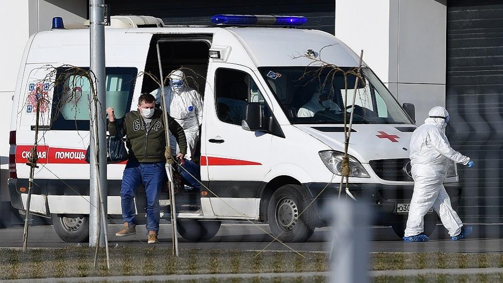 كورونا في روسيا.. وفاة واحدة و196 إصابة جديدة خلال يوم