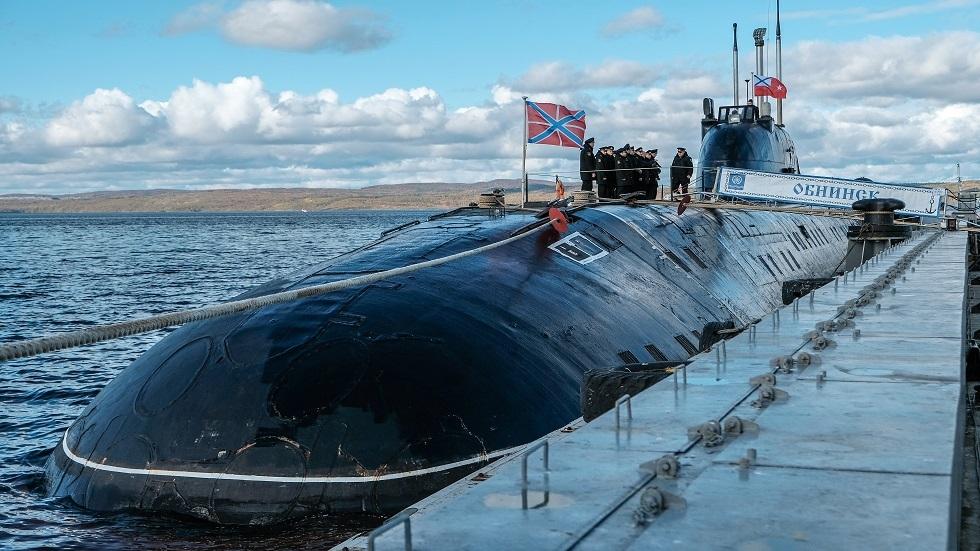 روسيا تنتهي من اختبار غواصة نووية مطورة
