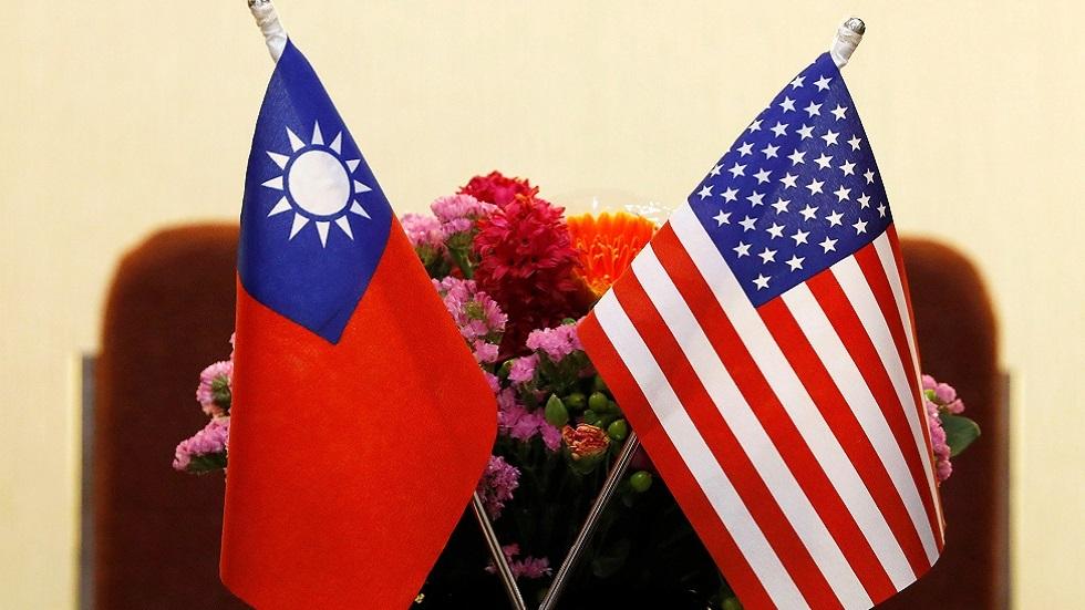 بكين تندد بقانون أمريكي جديد يدعم تايوان