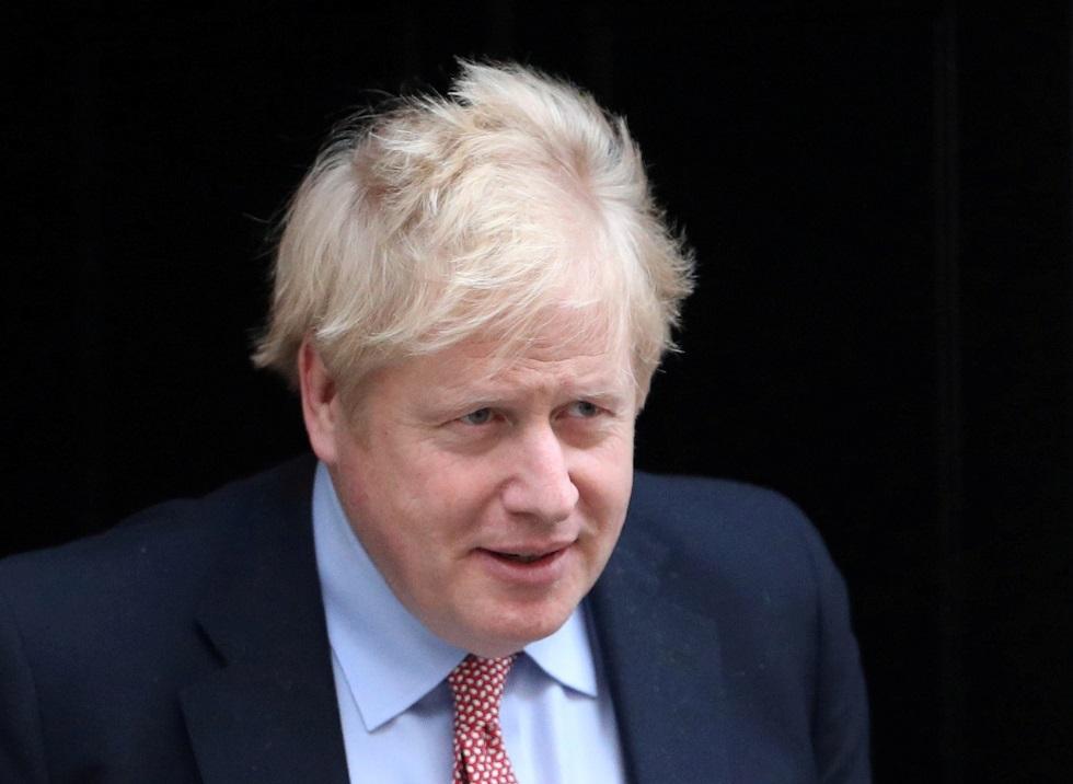 رئيس الحكومة البريطانية يؤكد إصابته بفيروس كورونا