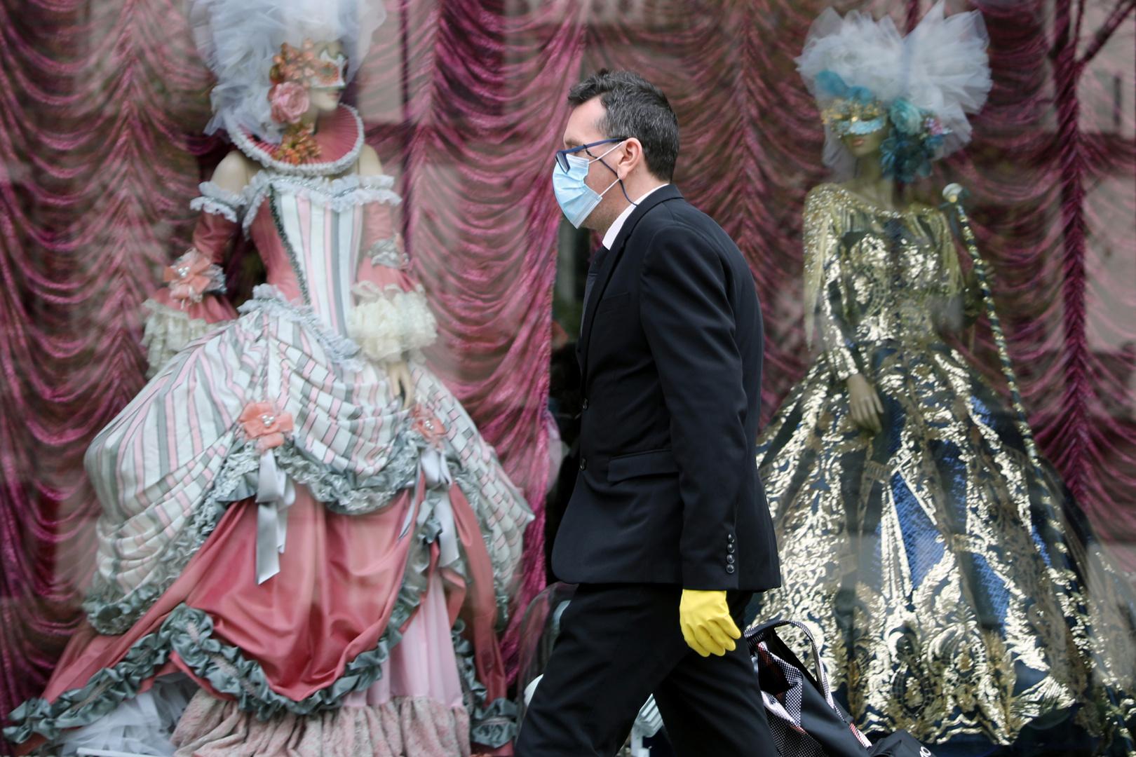 إسبانيا تشتري معدات طبية من الصين بقيمة 578 مليون يورو
