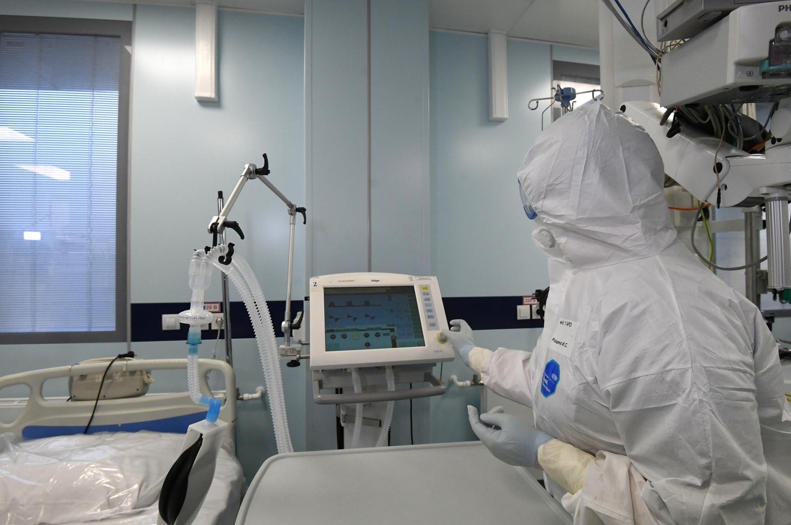 تسجيل الوفاة الرابعة بفيروس كورونا في روسيا