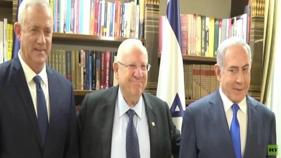 غانتس يدعو لتشكيل حكومة طوارئ وطنية بإسرائيل