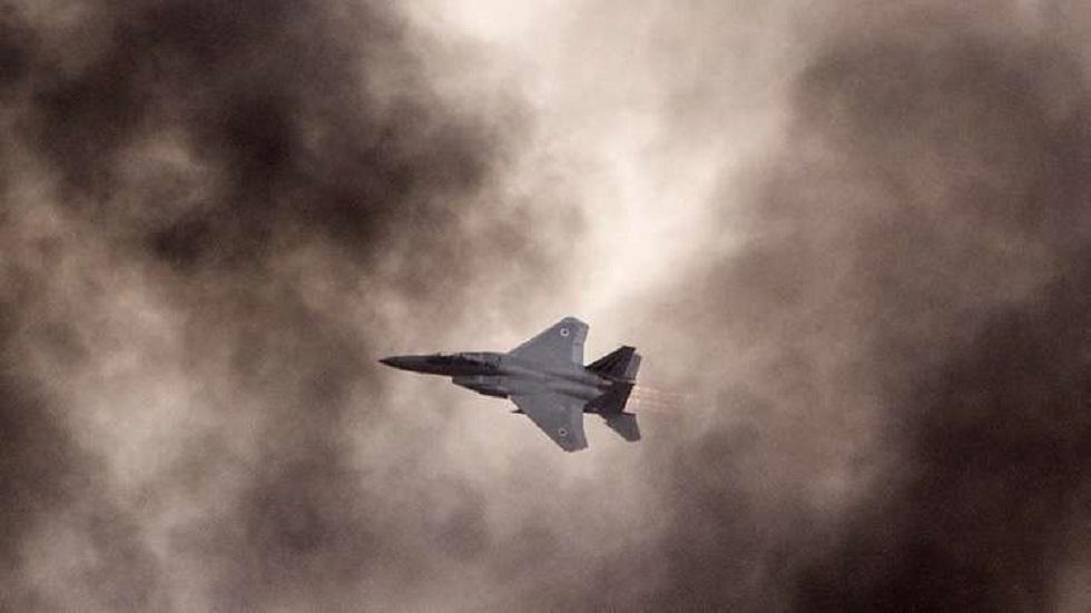 طائرات مقاتلة إسرائيلية - أرشيف