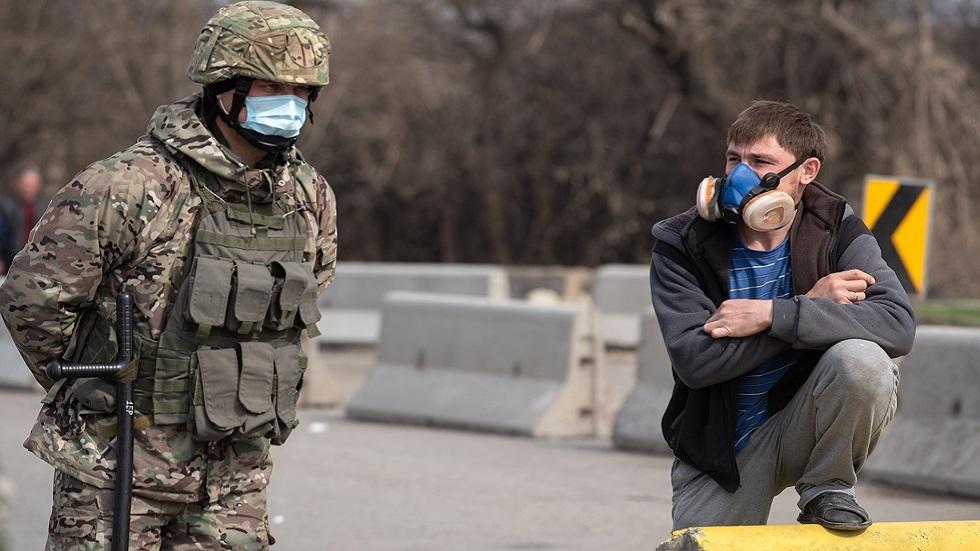 ارتفاع حصيلة الإصابات بكورونا في دول جوار روسيا