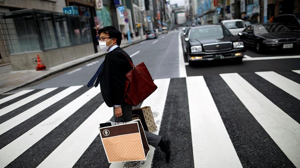 طوكيو تسجل أكثر من 50 إصابة جديدة بكورونا