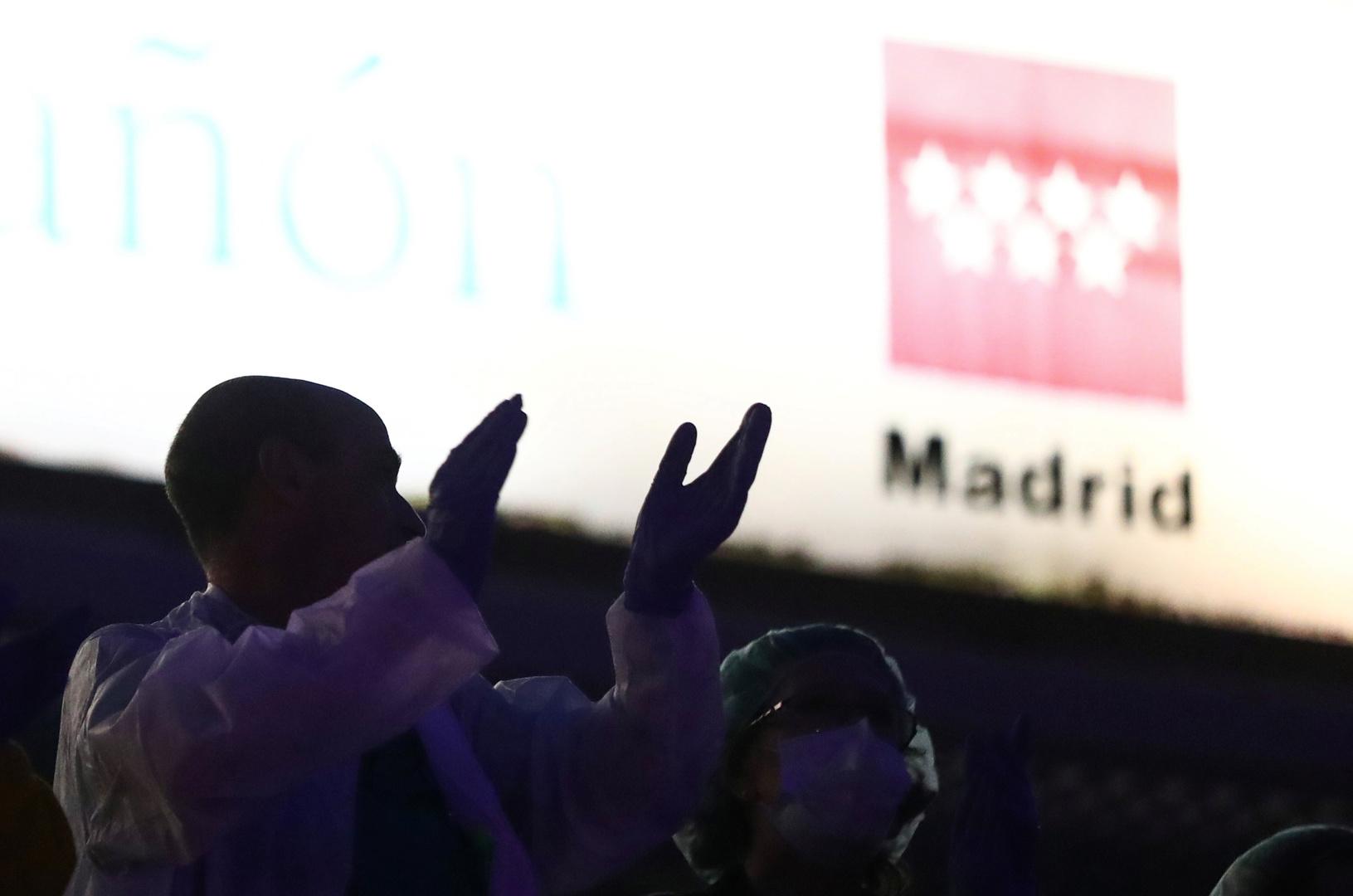 كورونا يزداد شراسة في إسبانيا ويقتل أكثر من 800 خلال يوم واحد