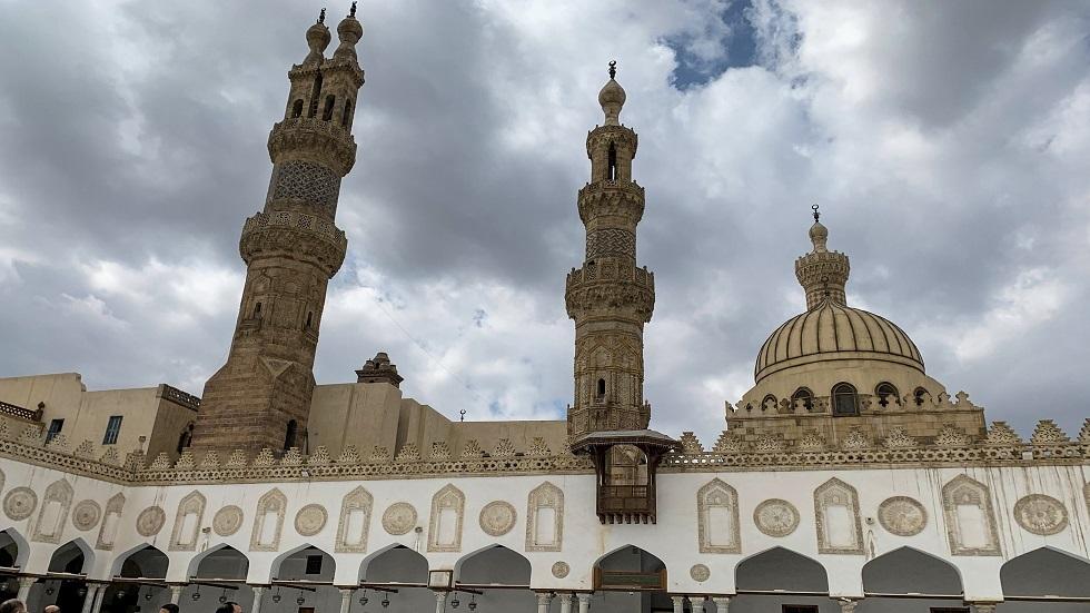 الأزهر في مصر - أرشيف