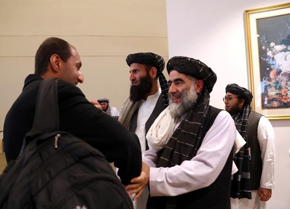 طالبان ترفض التفاوض مع الفريق الذي أعلنت عنه الحكومة الأفغانية