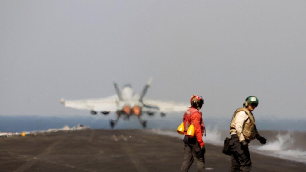 سلاح الجو الأمريكي: عدد الطيارين المصابين بكورونا ازداد إلى 3 أضعافه