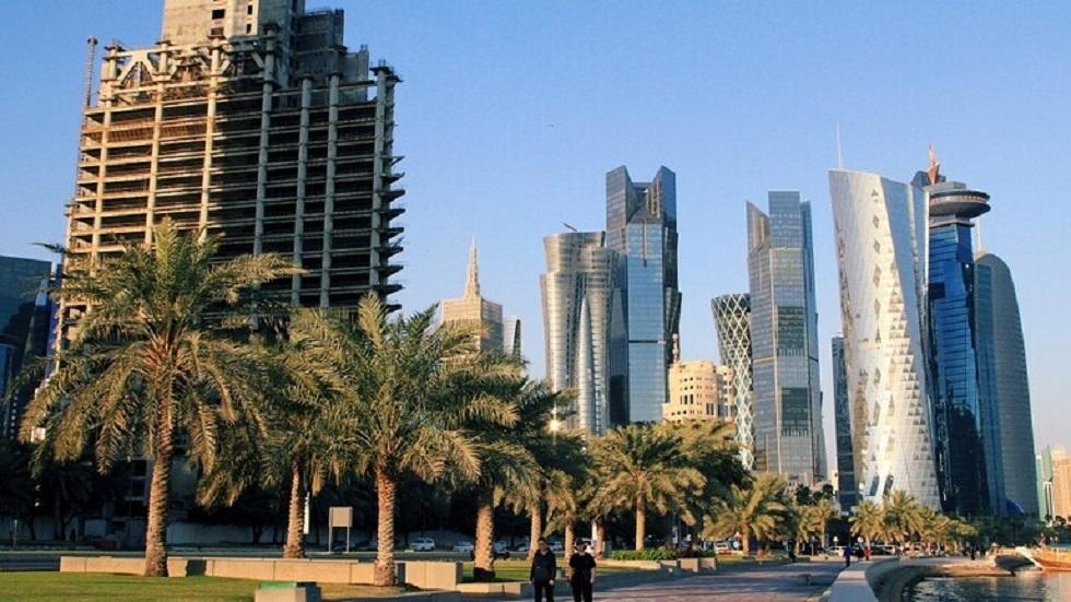 العاصمة القطرية الدوحة - أرشيف