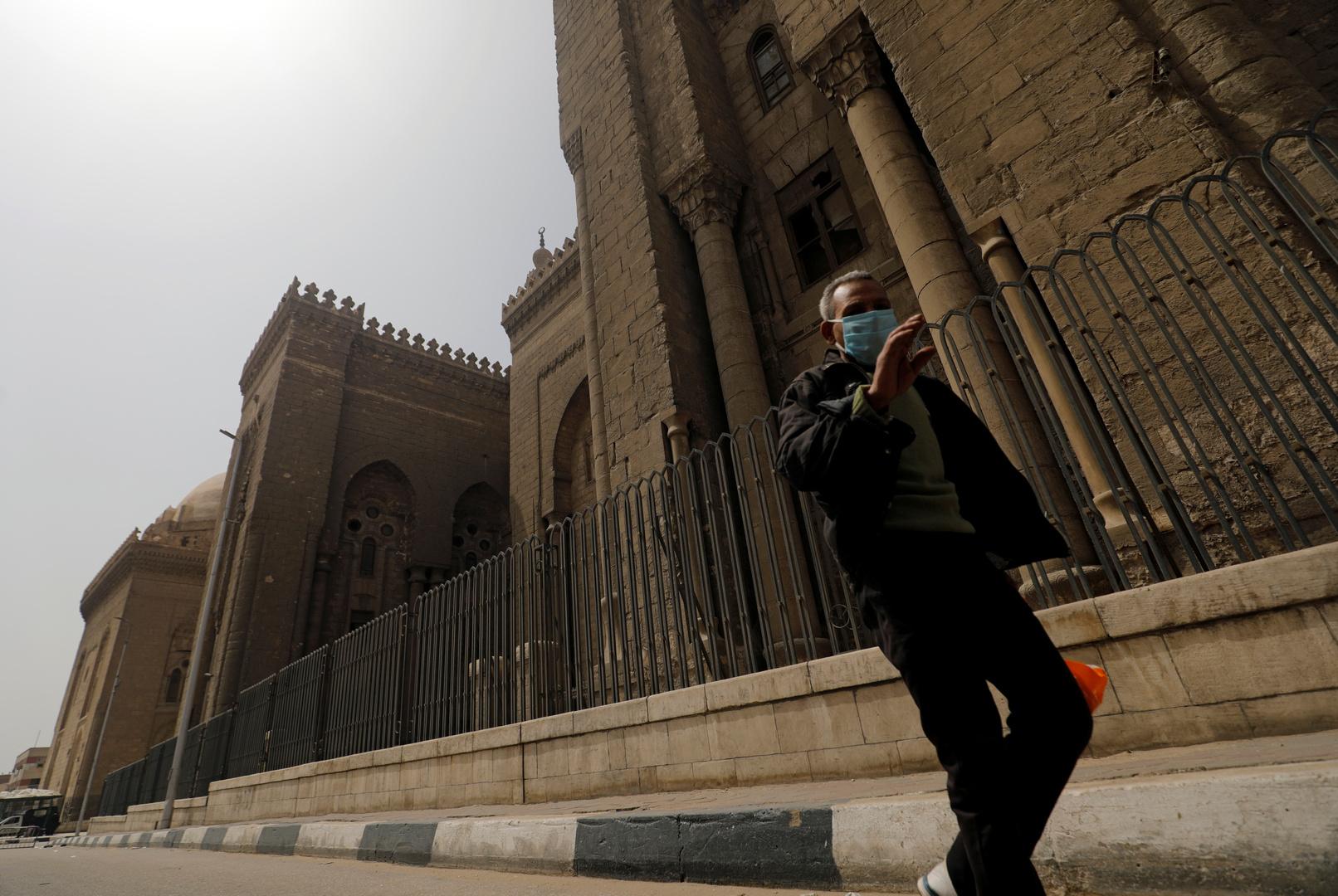 تفشي فيروس كورونا في مصر