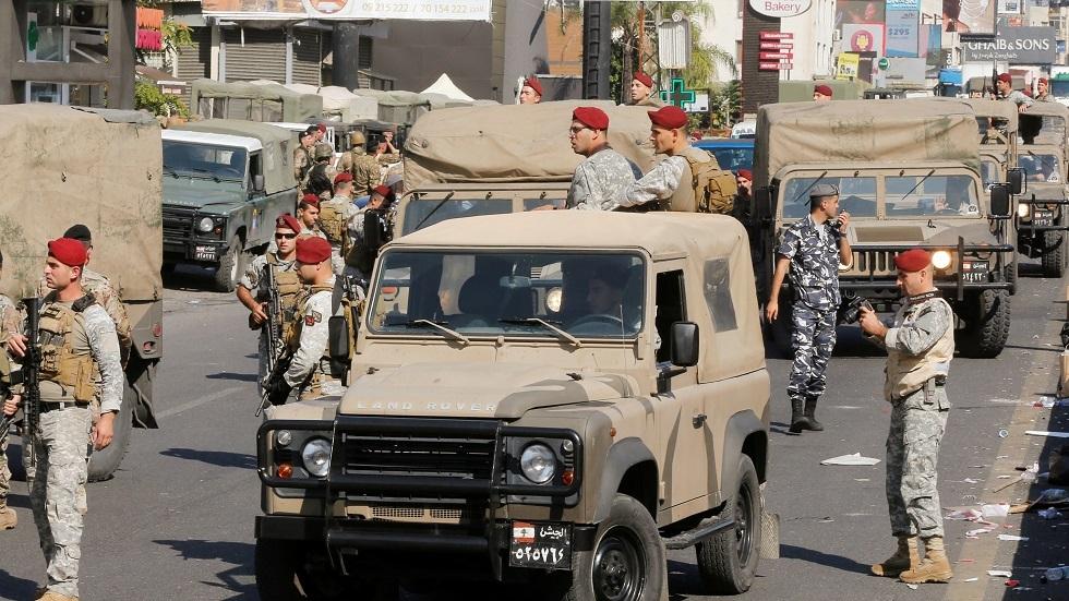 الجيش اللبناني - أرشيف