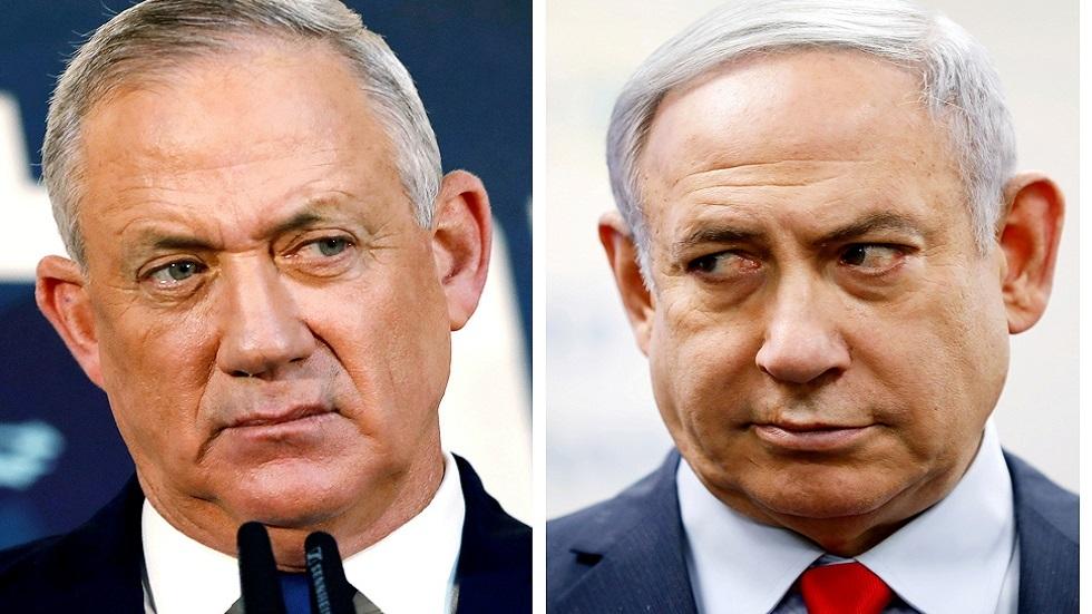 نتنياهو وغانتس يحرزان تقدما في مفاوضات حكومة الوحدة