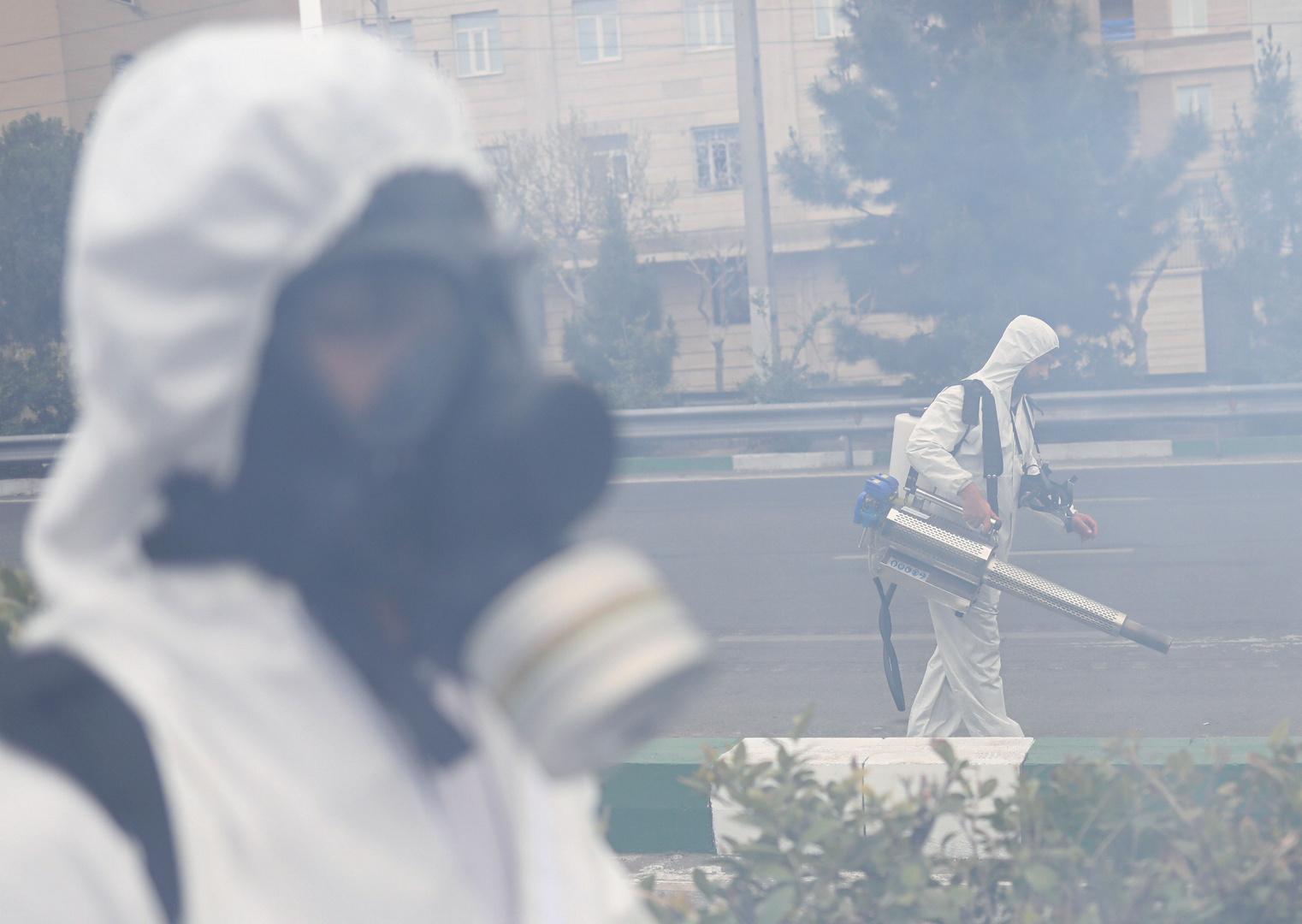 روحاني: فيروس كورونا قد يبقى في المجتمع ربما لعام آخر أو عامين