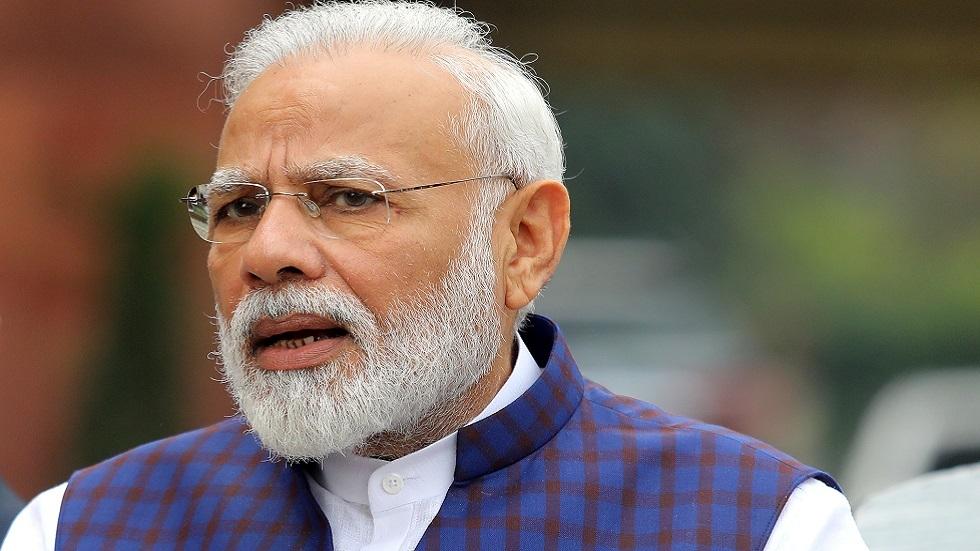 رئيس وزراء الهند يعتذر لفقراء بلاده على وقع كورونا