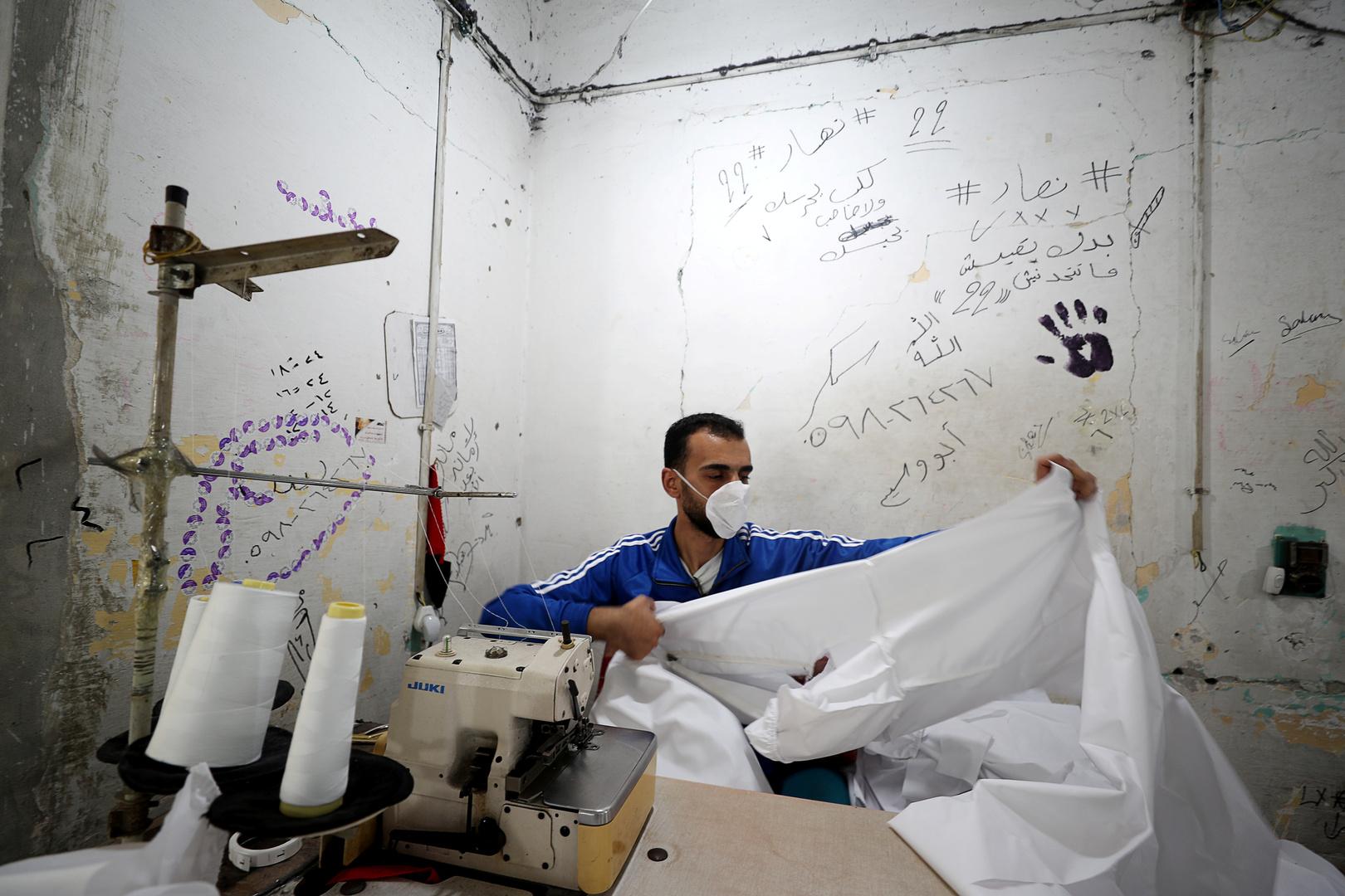 صحة غزة تكثف أخذ العينات من العائدين والمشتبه بإصابتهم بكورونا