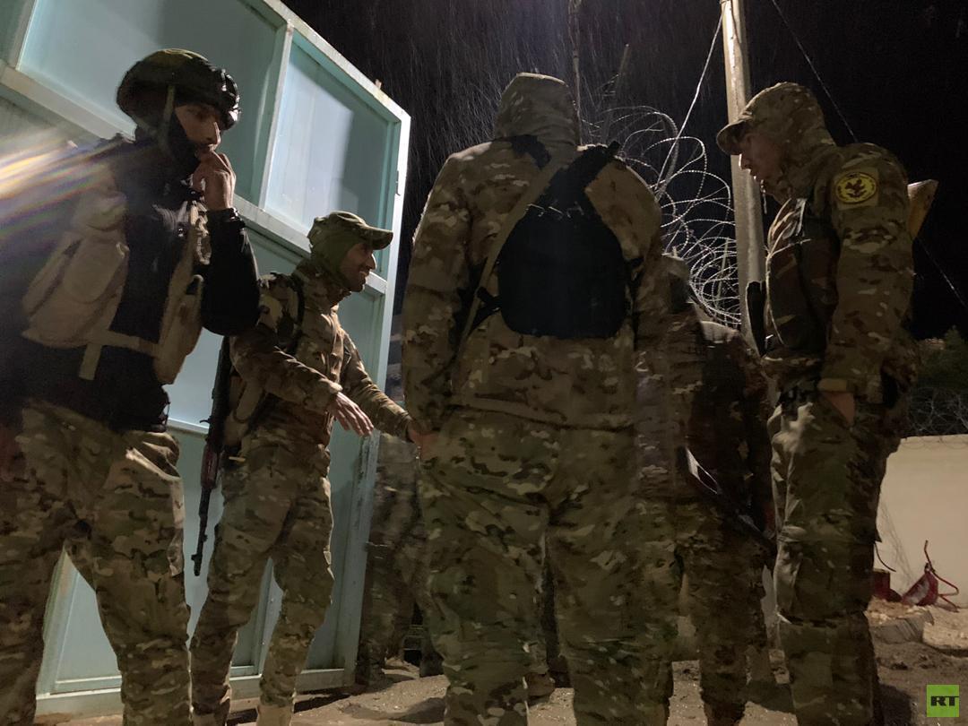 من داخل سجن الحسكة بسوريا