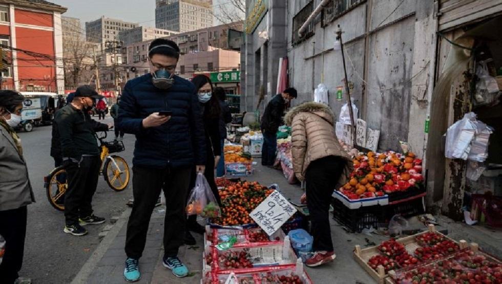 الصين تحاصر كورونا وتسجل 31 إصابة جديدة منها عدوى محلية واحدة