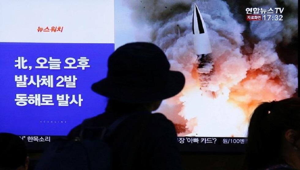 كوريا الشمالية تختبر بنجاح قاذفات صواريخ متعددة الفوهات في زمن كورونا