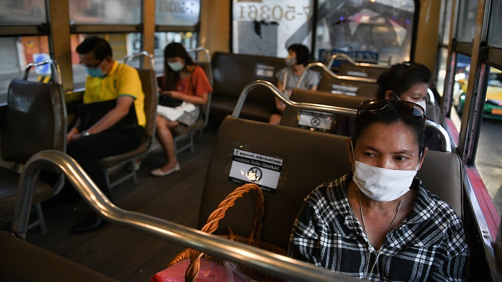 تايلاند.. 136 إصابة جديدة بكورونا والإجمالي يرتفع إلى 1524