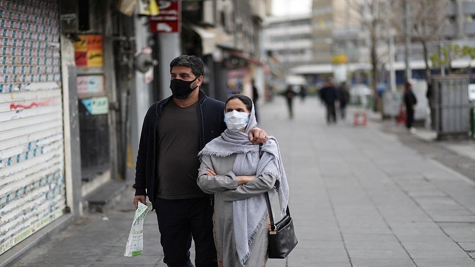 إيران تعلن أن عدة محافظات تخطت مرحلة ذروة انتشار كورونا