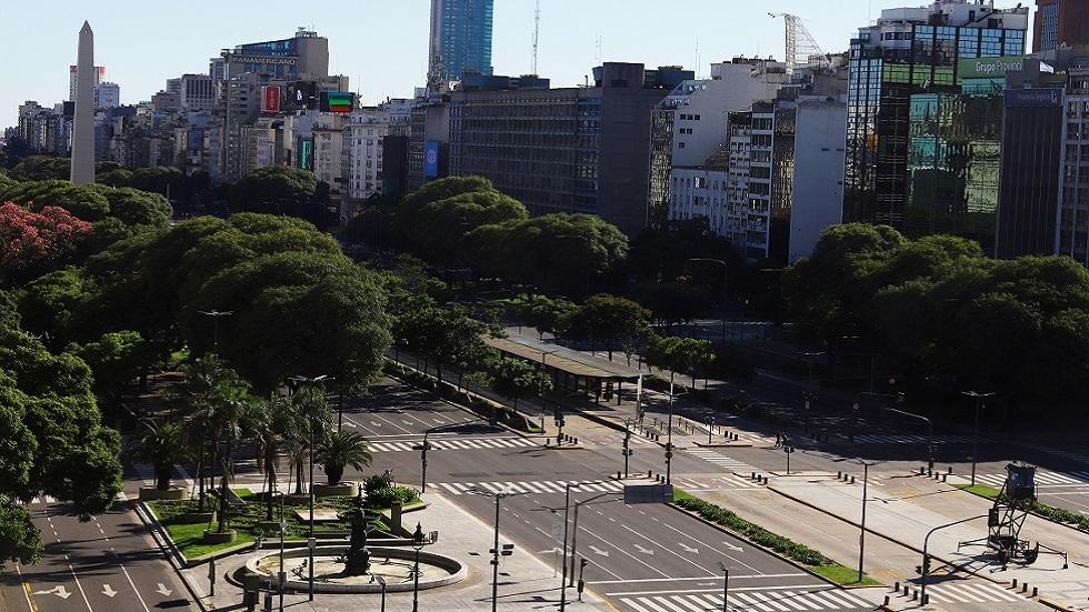 الأرجنتين تمدد الحجر الإلزامي أسبوعين لمواجهة كورونا