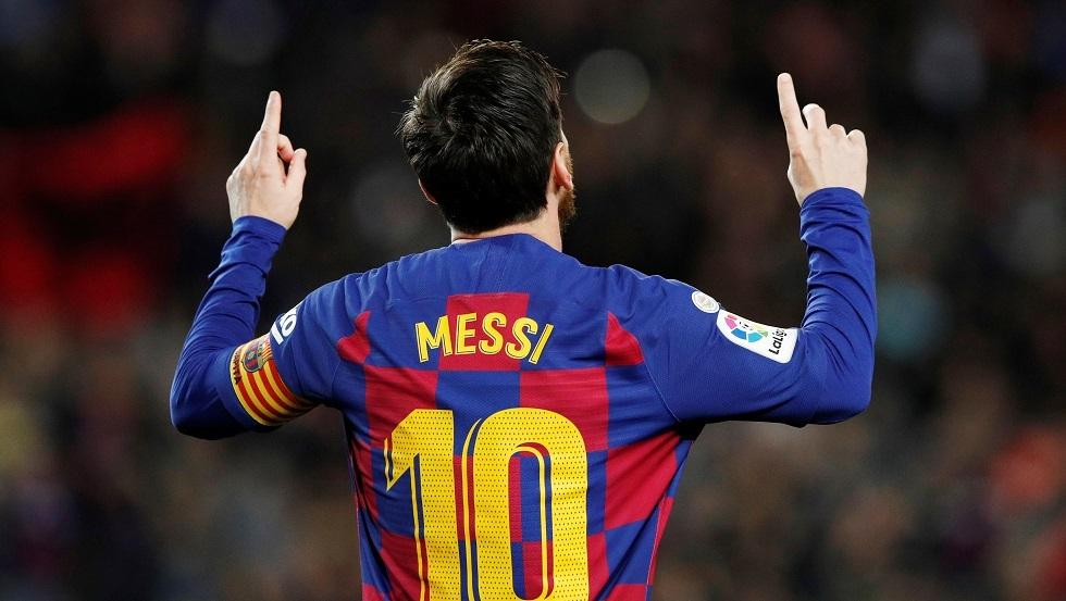 رسميا.. ميسي يعلن موافقة لاعبي برشلونة على تخفيض رواتبهم بنسبة كبيرة