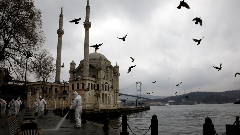 تركيا تحجر على 39 منطقة سكنية