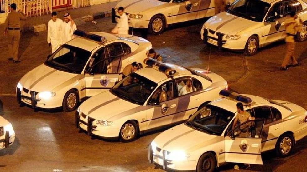 قوات الأمن والشرطة السعودية - أرشيف