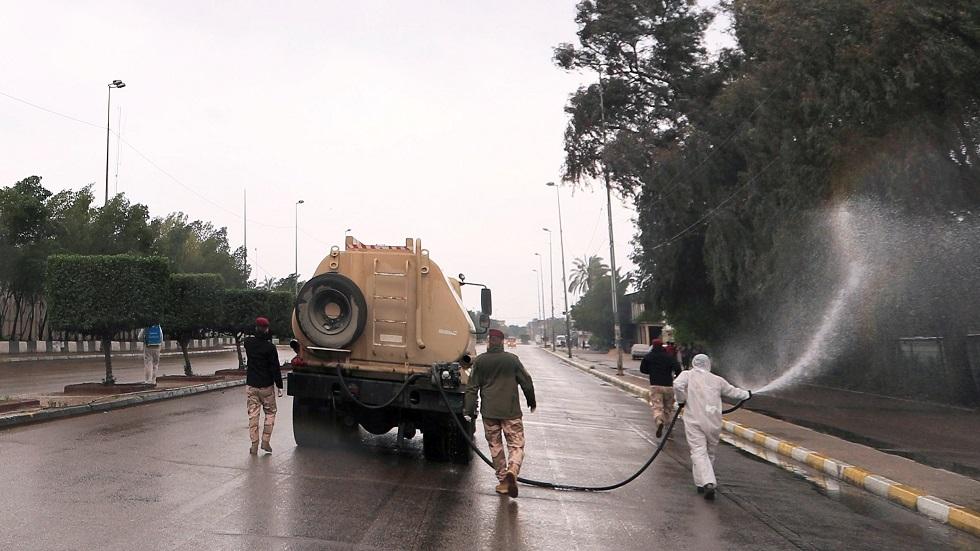 الإجراءات الوقائية في العراق