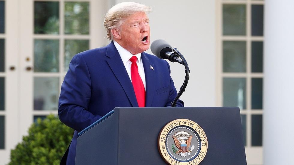 ترامب يكشف عن مساعدة روسيا والصين للولايات المتحدة في محاربة كورونا