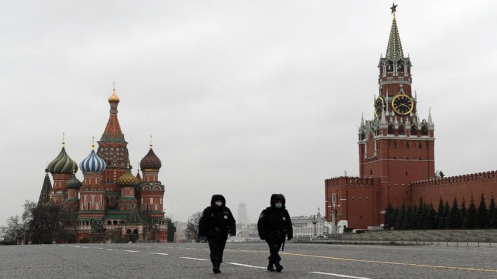 روسيا: تسجيل 500 إصابة جديدة بكورونا والحصيلة ترتفع إلى 2337