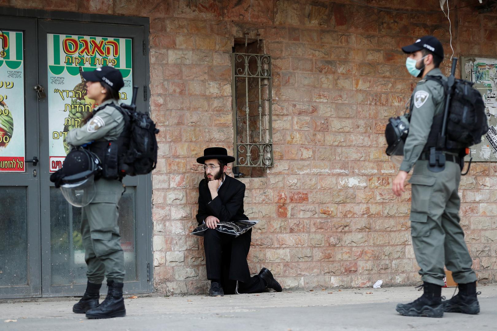 كورونا يشعل مواجهات بين الشرطة الإسرائيلية ومتدينين في القدس (فيديو)