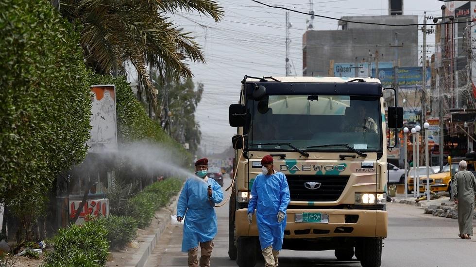 وزير الصحة العراقي يكشف أسباب زيادة أعداد المصابين بكورونا