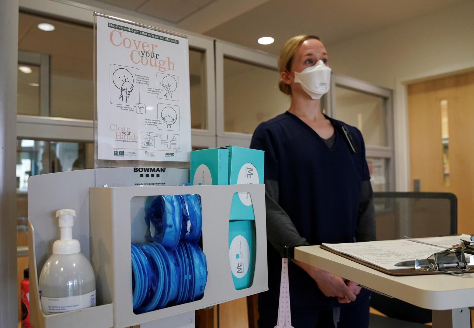فيروس كورونا في البنتاغون.. 1259 إصابة و4 وفيات