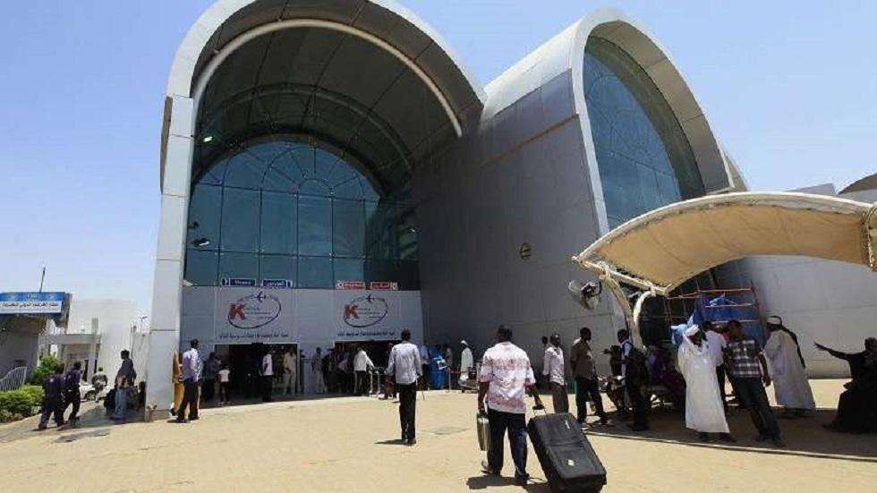 مطار الخرطوم الدولي - أرشيف