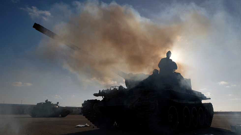 الجيش الليبي التابع للمشير خليفة حفتر
