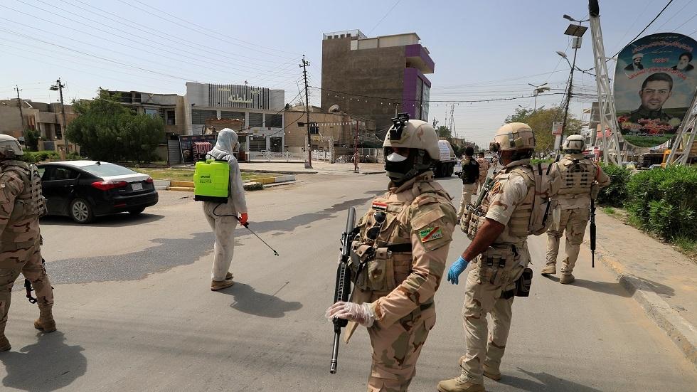 الإجراءات الأمنية في العراق