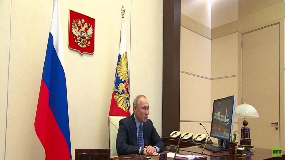 الكرملين: بوتين بحالة جيدة ويخضع لفحص دوري