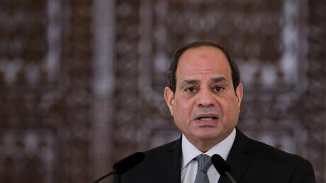 السيسي يعلق بعد مرور اليوم الأول من حظر التجوال في مصر