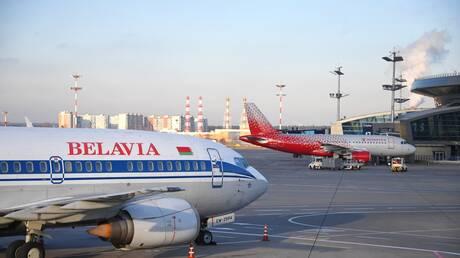 """""""بيلافيا"""" البيلاروسية ستواصل رحلاتها إلى موسكو"""