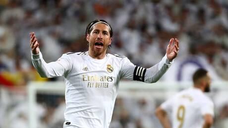 ريال مدريد يهنئ القيصر راموس (فيديو)