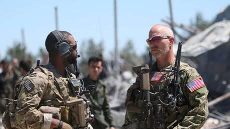 التحالف الدولي يسلم مقره في نينوى للقوات العراقية