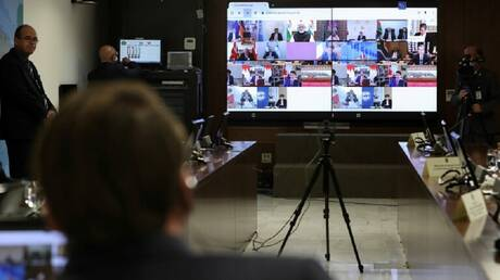 وزراء تجارة العشرين: الإجراءات الطارئة لمكافحة كورونا يجب أن تكون محددة الأهداف